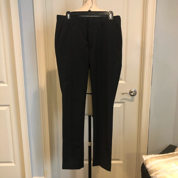 Asos Pants Mens Black Skinny Dress Poshmark